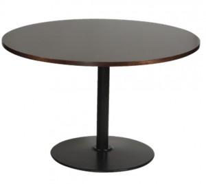 pie de mesa central